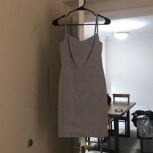Grey dress from Banana Republic- size 00